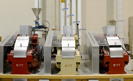 Witt Corrugating Incorporated Corrugated Roller Mill