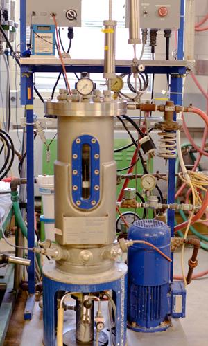Bioengineering AG NLF-22 15 Liter Fermentor