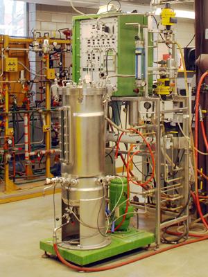 B. Braun Diessel Biotech GmbH Biostat®U 50-L Fermentor