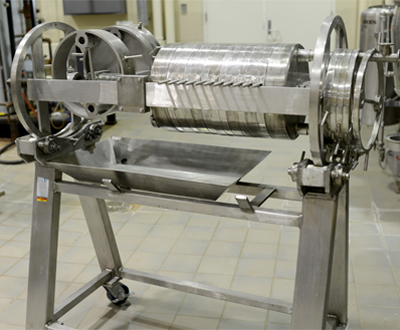 Star Systems, The Hilliard Corporation #12-12A/SS/RO/BD Plate and Frame Filter Press