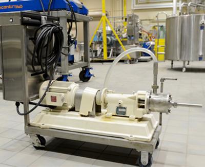 Chemicolloid Laboratories, Inc. SD Series Colloid Mill