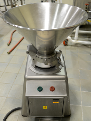 Stephan Machinery, Inc. MC-15 Microcut Grinder Mill