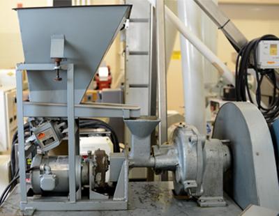 Mill, Pellet, California Pellet Mill (CPM)