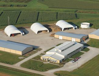 Iowa State University BioCentury Research Farm (BCRF)