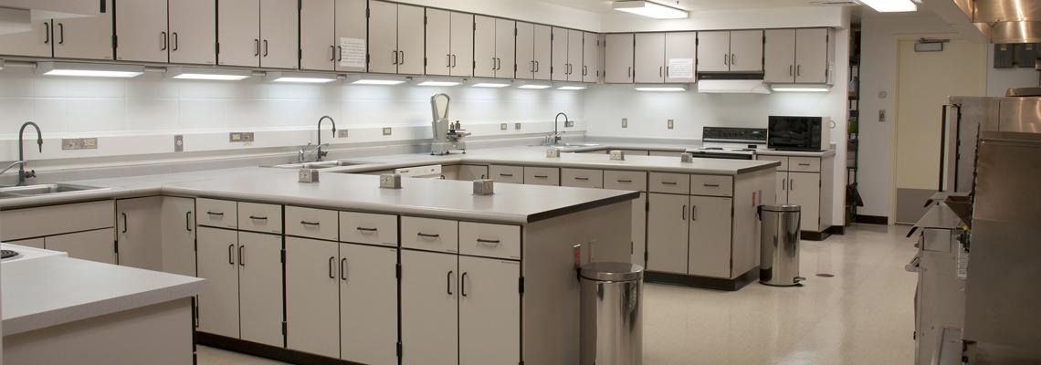 Test Kitchen, Center for Crops Utilization Research