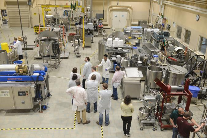 Industry fermentation and downstream processing workshop